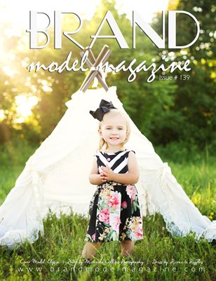 Brand Model Magazine  Issue # 139