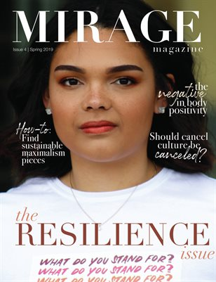 The Resilience Issue