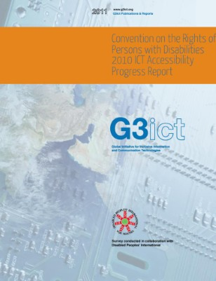 CRPD 2010 ICT Accessibility Progress Report