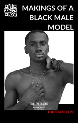MODELING GUIDE: Makings of a Black Male Model