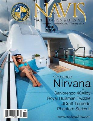 Navis Luxury Yacht Magazine #9