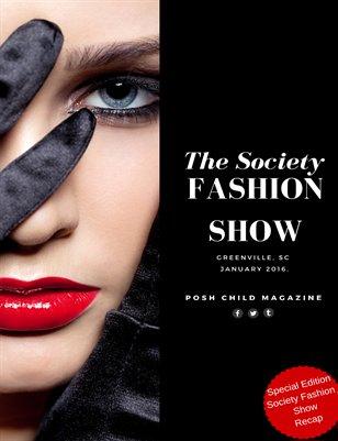 The Society Fashion Show Recap Greenville, SC Posh Child Magazine