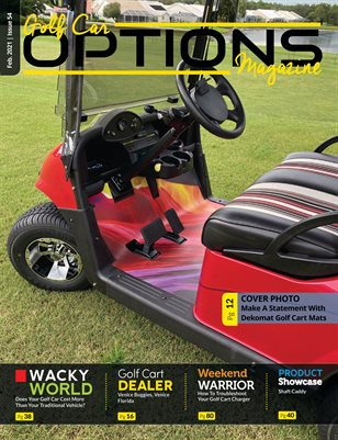 Golf Car Options Magazine - February 2021