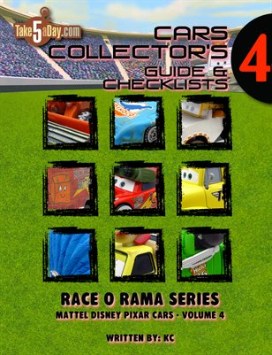 Race O Rama Series: Complete Visual Checklist & Guide