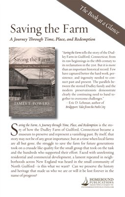 Saving the Farm | Book at a Glance