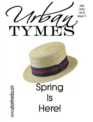 April 2016 Issue: Spring is Here!