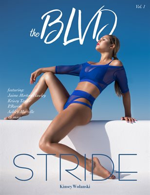 The BLVD Magazine Vol. 1