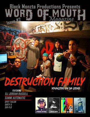 Word Of Mouth Magazine Issue #2