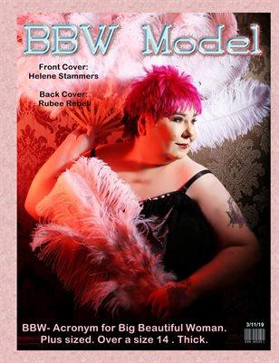 BBW Model Magazine 3112019