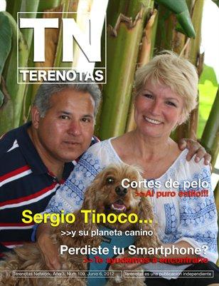 Sergio Tinoco y su planeta canino