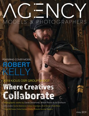 AGENCY Models & Photographers - Issue #3 - PRINT VERSION