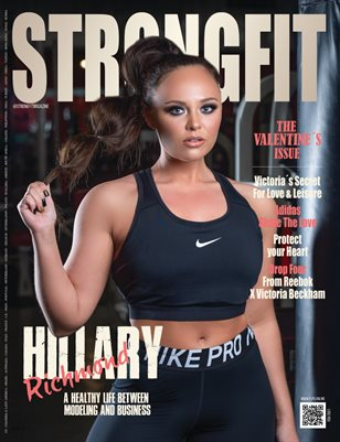STRONGFIT Magazine - HILLARY RICHMOND - Feb/2021 - #16