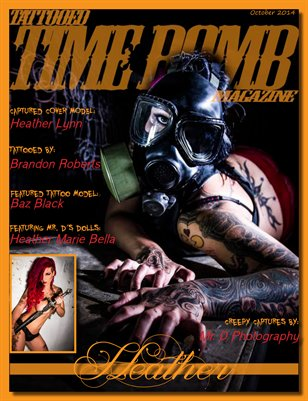 Tattooed Time Bomb Issue #11
