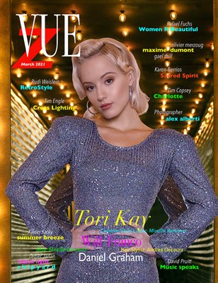 VueZ Magazine March 2021