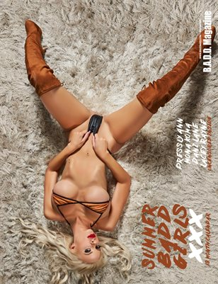 Summer BADD Girls UNCENSORED - CALENDAR