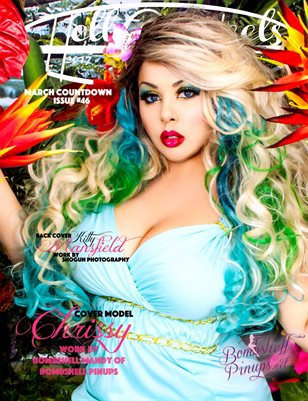 2017 Hell on Heels Magazine Issue #46 March Countdown