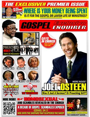 Gospel Enquirer Magazine