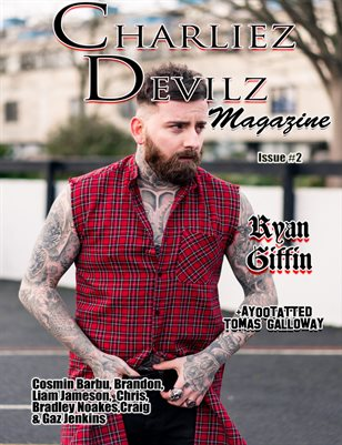Charliez Devilz Issue #2 - Ryan Giffin