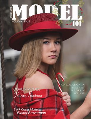 Model 101 Magazine Holiday Issue Dec 2018