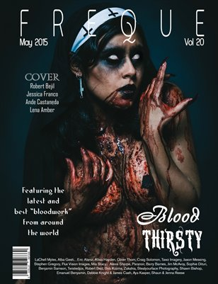 Freque Vol 20 - Blood Thirsty