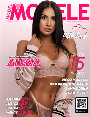 Model Modele Magazine presents Be My Valentine
