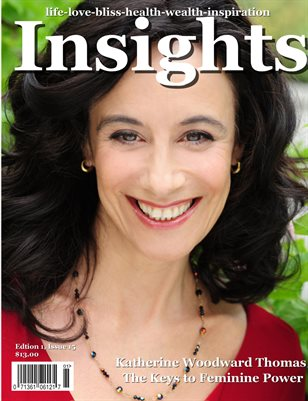 Insights featuring Katherine Woodward Thomas