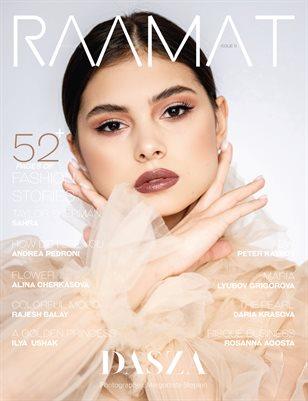 RAAMAT Magazine May 2021 Issue 9