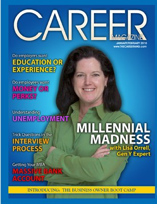 Jan / Feb 2010 - Millennial Madness with Lisa Orrell