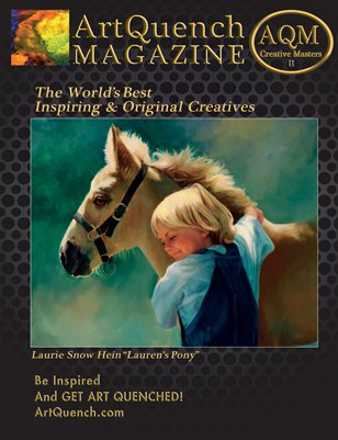 ArtQuench Magazine Creative Masters TWO