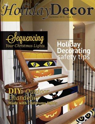 Holiday Decor Magazine - September 2016