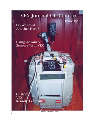 VEX Journal Of Robotics - Issue 2