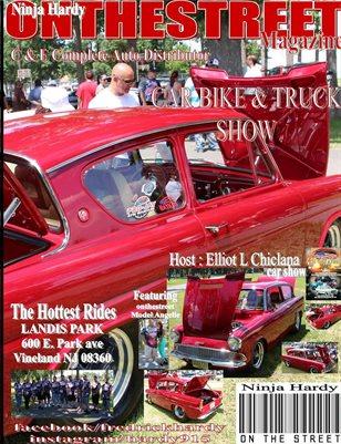 elliot i chiclana car show book