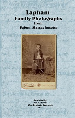 Lapham Family Photos from Salem, Massachusetts