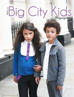 Big City Kids Magazine Fresh Face Special