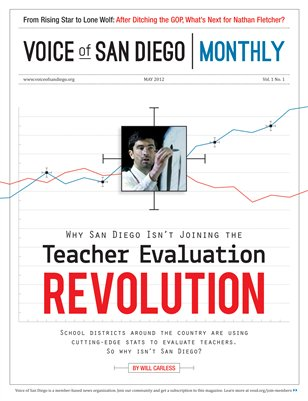 Voice of San Diego Monthly | May 2012