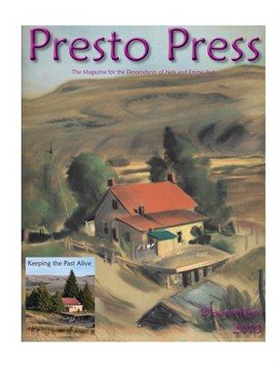 Presto Press, December 2013