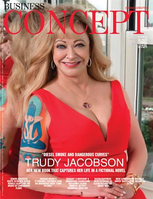 BUSINESS CONCEPT Mag - TRUDY JACOBSON - July/2021 - PLPG GLOBAL MEDIA