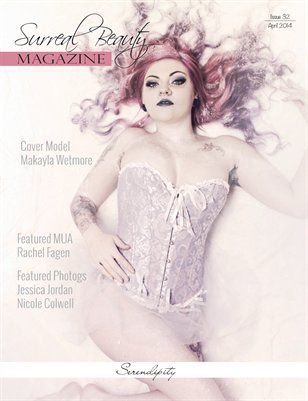 Surreal Beauty Magazine 'Serendipity' Issue#32