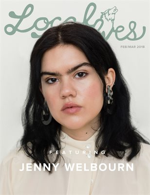 LOCAL WOLVES // ISSUE 53 - JENNY WELBOURN