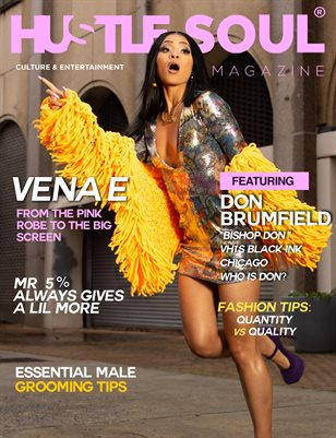 HUSTLE&SOUL: VENA E JAN 2019