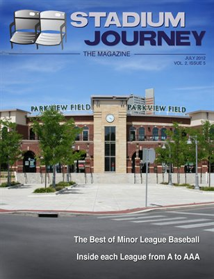 Stadium Journey Magazine, Vol. 2, Issue 5