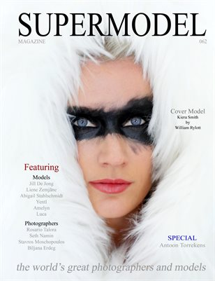 Supermodel Magazine Issue 062