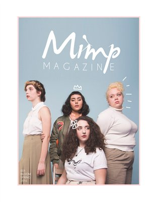 Mimp Magazine - 001 Bloom Spring 2016