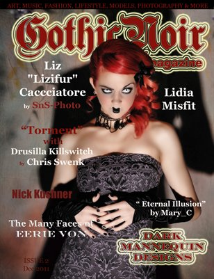 Gothic Noir Magazine Issue 2
