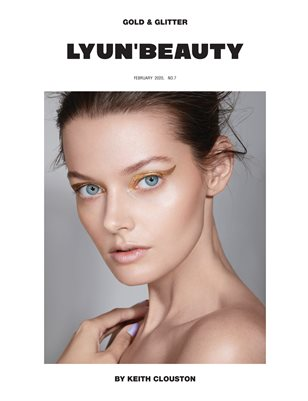 LYUN BEAUTY ISSUE No.7 (VOL No.4) C1