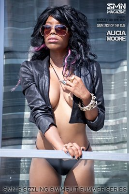 SMN POSTER | ALICIA MOORE | MISS JUNE