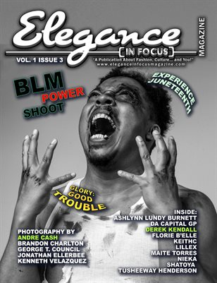 Elegance in Focus Magazine: Vol. 01 Issue 03