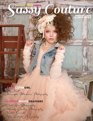 Sassy Couture Magazine GO BOLD | Urban
