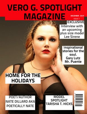 Vero G. Spotlight Magazine December Issue