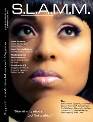 S.L.A.M.M. Summer 2012 Issue - Cover 2